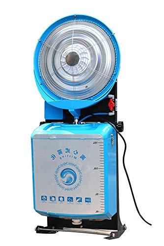Huanyu Nebulizer Desinfektor max.100 m² Bereich Industrie Luftbefeuchter 0-20 l/25 l Nebelvolumen verstellbar für Tierzucht Gewächshaus Warehouse Textilmühle Viehfarm