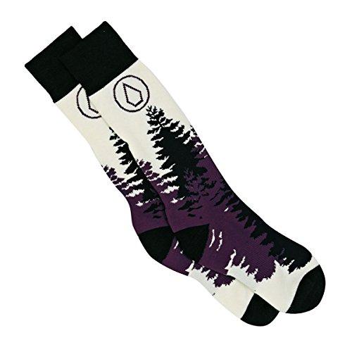 Volcom Socks - Volcom T&ra Snow Sock - Black