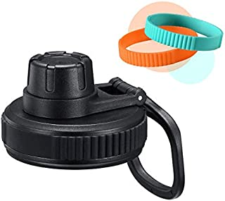 OTBBA Spout Lid, Compatible with Hydro Lid, Simple Modern, Fits Most Wide-Mouth Bottles, Replacement Lid of Hydro Accessories