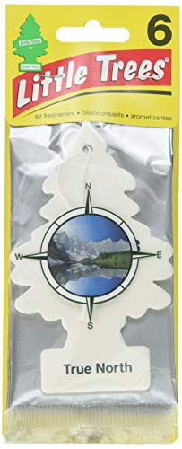 tree car air freshener pack - 6
