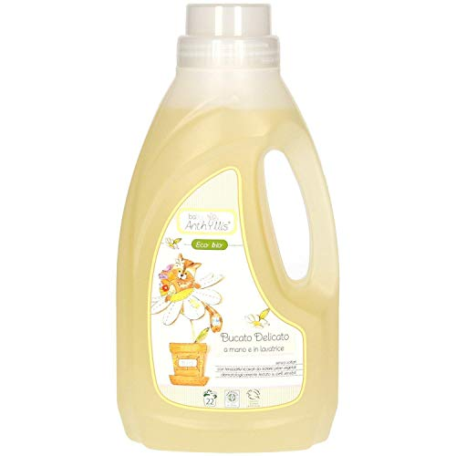 Baby Anthyllis Detergente Delicado para Ropa de Bebé Eco - 1000 ml