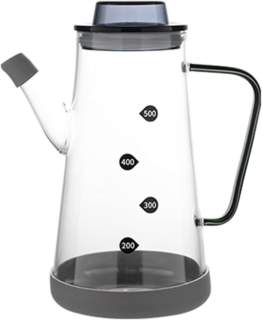 Kitchen Oil NEW Dispenser Bottle Great interest with Glass Borosilicate