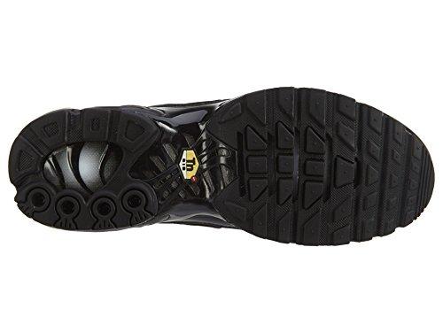 Nike Air MAX Plus, Zapatillas de Running Hombre, Negro (Black/Black-Black 050), 41 EU