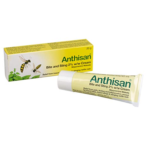 Anthisan Bite and Sting Cream, 20g
