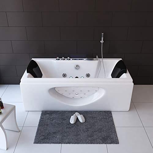 Home Deluxe Whirlpool Laguna M, inkl. vielen Extras (weiß) - 2