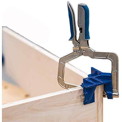 90 Grad Eckklemme, 90° rechtwinklig, Werkzeug für Holzbearbeitung, Maschinenbau, Schweißen, Tischler, Fotorahmen