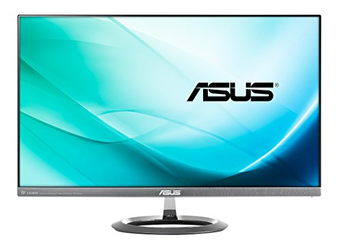 ASUS Designo MX25AQ 25'' Monitor, WQHD (2560x1440), IPS, 100% sRGB, B&O ICEpower speakers, Flicker free, Low Blue Light