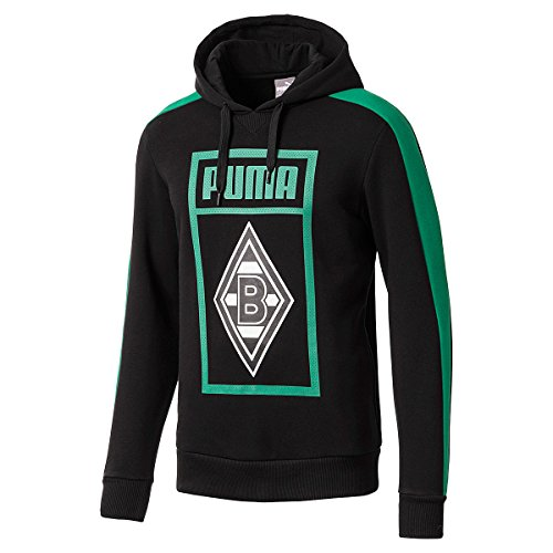 Puma Performance Unisex Sport Hoodies BMG Shoe Tag Jr schwarz 152