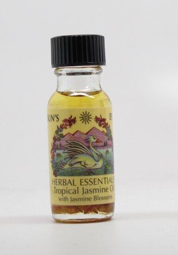 Tropical Jasmin – Soleil œil de Herbal huiles essentielles – 1/56,7 Gram Bouteille par Soleil œil de Herbal huiles essentielles