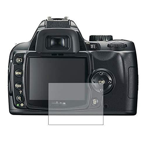 Vaxson Anti Spy Schutzfolie, kompatibel mit Nikon digital SLR camera D40, Displayschutzfolie Privatsphäre Schützen [nicht Panzerglas]