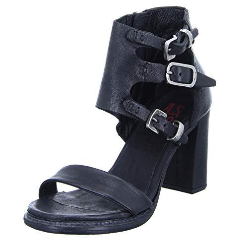 A.S. 98 Damen Sandalette 589023 Schwarz (Black) 1760312031