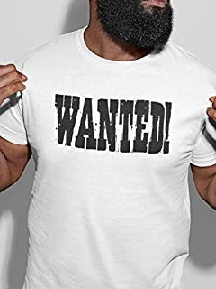 Wanted ATIQ T-Shirt for Men, XXL