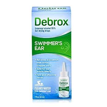 Debrox Swimmer s Ear Drying Drops for Adults & Kids 0.5 fl oz