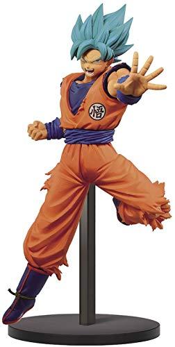 Banpresto - Dragon Ball Super - Chosenshiretsuden Super Saiyan God Super Saiyan Son Goku Figur,, 16cm, BP16632