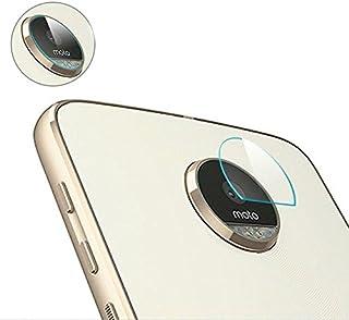 Genieforce SVHC:Premium kamera glas HD+ skyddsfolie för Motorola Moto Z/Moto Z Play - Kameralins pansarfilm - Tempered Gla...