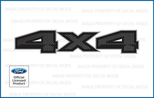 ford 4x4 decal - 2