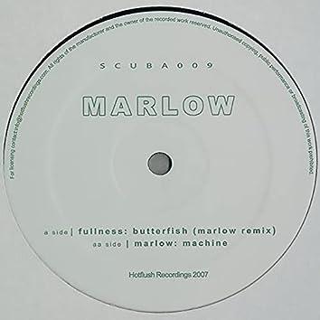 Butterfish (Marlow Remix) / Machine