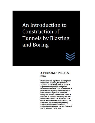 An Introduction to Construction of Tunnels by Blasting and Boring (Geotechnical Engineering)