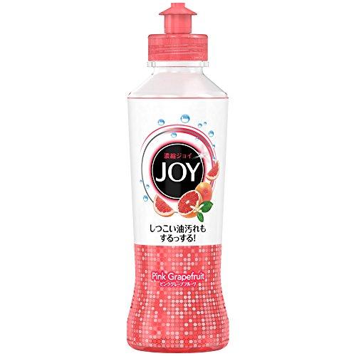 ジョイコンパクト 食器用洗剤 ピンクグレープフルーツの香り 本体 190ml
