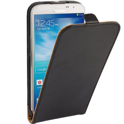 YANTAIANJANE Estuches de Cuero de teléfono Funda de Cuero de Flip Vertical for Samsung Galaxy Mega 6.3 / i9200