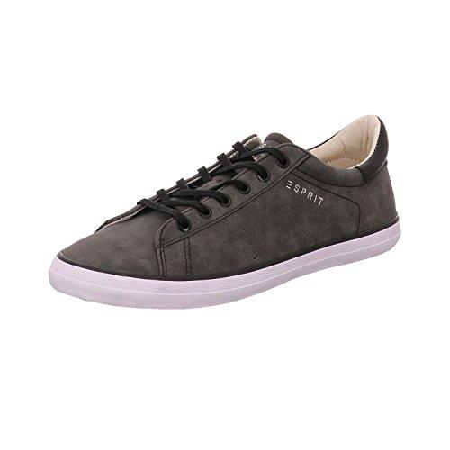 ESPRIT Damen Sneaker 028EK1W036/001 grau 306741