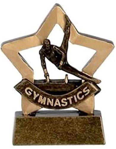 Glenway - Trofeo de Gimnasia para Hombre, tamaño pequeño, 8 cm