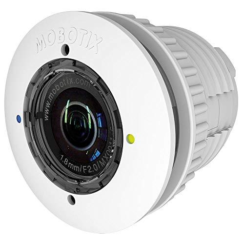 Mobotix MX-O-SMA-S-6N061-B Überwachungskamera-Zubehör (Sensoreinheit, Universal, Schwarz, 6 MP, 3072 x 2048 Pixel, 60°)