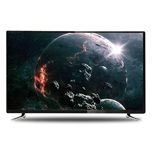 HOUSEHOLD LED Smart Network TV, 4K Full HD LCD Pantalla a Prueba de explosiones Smart TV, Se Puede Colocar y Montar en la Pared Internet WiFi Smart TV