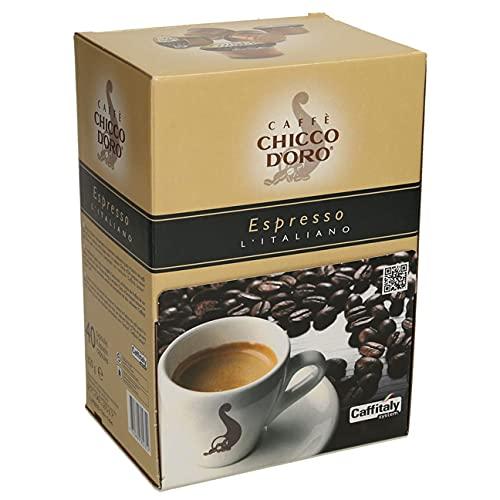 Chicco d'Oro Espresso l'Italiano Box mit 40 Kapseln