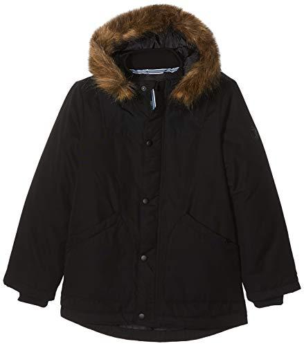 NAME IT Jungen NKMMALIEN Jacket NOOS Jacke, Schwarz (Black Black), (Herstellergröße: 158)