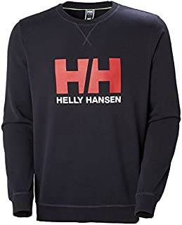 Helly Hansen HH Logo Crew Sudadera, Hombre