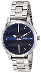 Blue Dial Men's Watch - 38051SM03