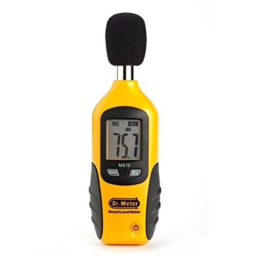 Dr.Meter® MS10 Tester Misuratore Livello Sonoro...