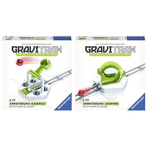 GraviTrax 27591 Katapult Konstruktionsspielzeug & 27593 Looping Konstruktionsspielzeug