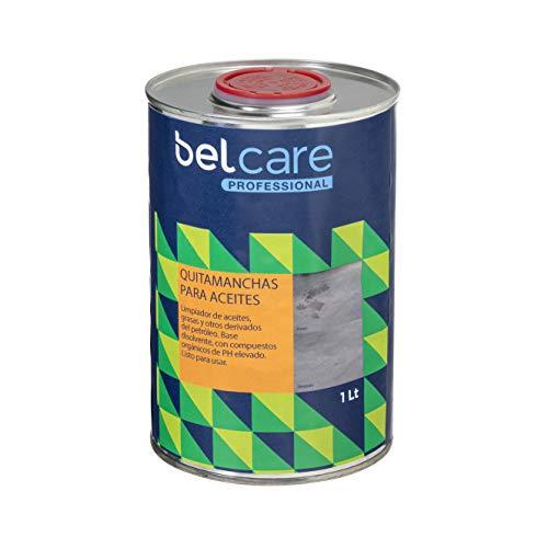 BELCARE - Limpiador Manchas De Aceite Y Grasas En Hormigon, Adoquines, Ceramica Y Piedra
