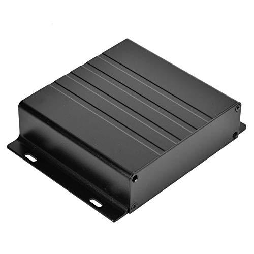 Caja de proyecto de 31x130x100 mm, controlador de disipación de calor rápida Caja de aluminio, para placa de circuito impreso Productos electrónicos Disipación de calor