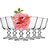 Krosno Verres Coupe Glacée Dessert Mise...