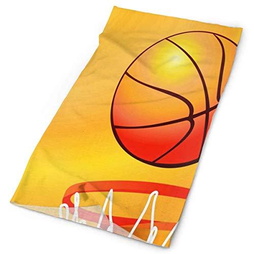 Nother Diadema para la cancha de baloncesto al aire libre, bufanda para el cuello, polaina para la cabeza, banda para el sudor