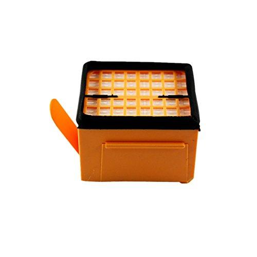 Meijunter HEPA Hygiene Micro Filtre Boîte Recouvrir for Vorwerk Vacuum Cleaner VK135 VK136 VK369