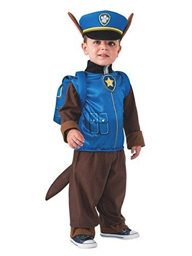 Rubie's Boy's Paw Patrol Chase Costume, 6-12 Months