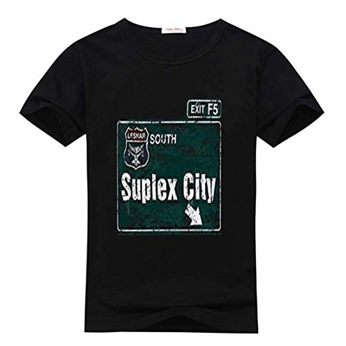 Suplex City South Herrenmode T-Shirt XX-Large