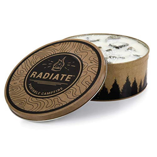Radiate Portable Campfire & Fire Pit