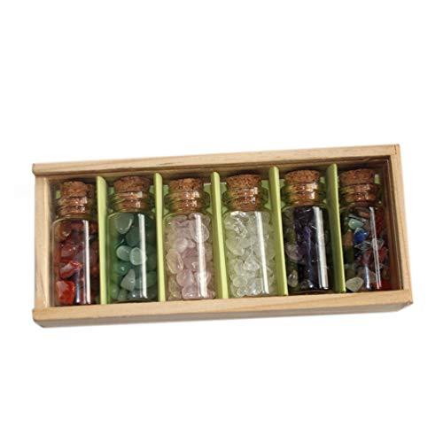 Vosarea Lot de 1 biberons en forme de petit chips avec boîte pour cadeau (style aléatoire)