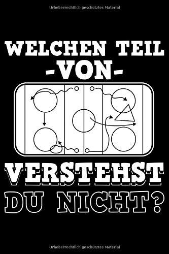 Welchen Teil Von Verstehst Du Nicht?: Liniertes Notizbuch Din-A5 Heft für Notizen