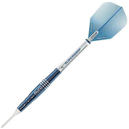 Aura 95% Tungsten Soft Tip Darts 18 Grams 57742 by