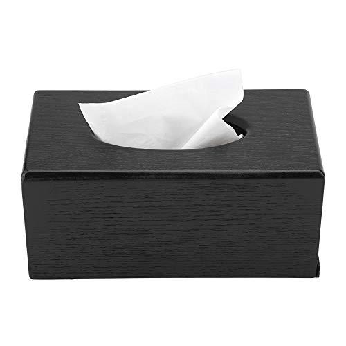 Denash Caja de pañuelos de Madera