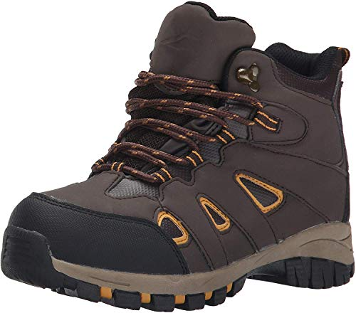 Deer Stags boys Drew Hiker Boot , Brown, 3 M US Little Kid