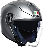 Casco K-5 Jet AGV Solid – Matt Grey ML