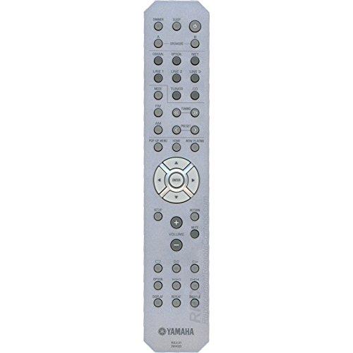 Yamaha rax31Audio/Video Receiver Fernbedienung für r-n301(zn04320)