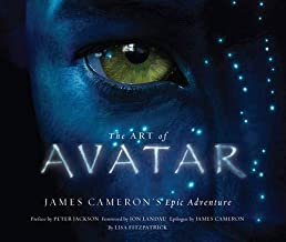 The Art of Avatar: James Cameron's Epic Adventure